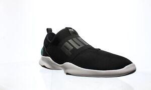PUMA-Womens-Dare-Wn-Black-White-Cross-Training-Shoes-Size-8-5-1276783