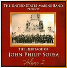 Heritage of John Philip Sousa, Vol. 2 (CD, Oct-2010, Altissimo)