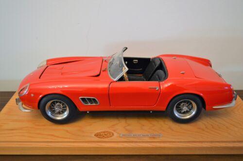 Ferrari 250gt California Spyder Enrica He14 - échelle 1/14 très rare pas 1/18