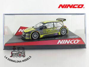 NINCO-50393-RENAULT-MEGANE-034-NSCC-034-Lim-Ed-NUEVO-A-ESTRENAR