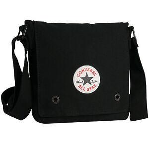7da9d839000b2 Das Bild wird geladen  CONVERSE-Umhaengetasche-Schultertasche-Uberschlagtasche-Tasche -SMALL-FORTUNE-NEU