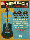 Country Classics for Easy Guitar by Hal Leonard Publishing Corporation (Paperback / softback, 2010)