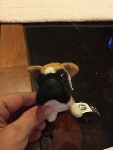 Pug #4 2003-2004 The Dog McDonalds Happy Meal Plush Toy