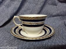 2 piece Antique CROWN DUCAL WARE DUCHESS COFFEE CUP SAUCER TEA ENGLAND