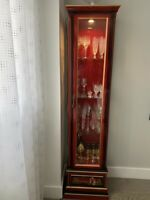 Curio Cabinet Buy Or Sell Hutches Display Cabinets In Oakville Halton Region Kijiji Classifieds