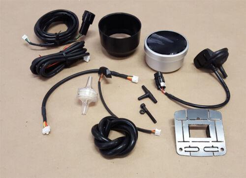 35psi PERRIN Black Face Electric 60mm Boost Pressure Gauge SALE