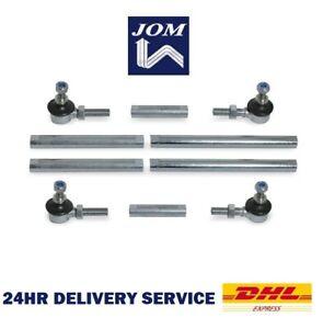 JOM 740412 Drop links Front Anti Roll Bar Set