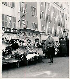 Nice C. 1935 - Le Marché Aux Fleurs - Div 2085 02b8oelm-07231529-702291247