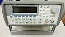 Agilent 33220a 20mhz Functionarbitrary Waveform Generator