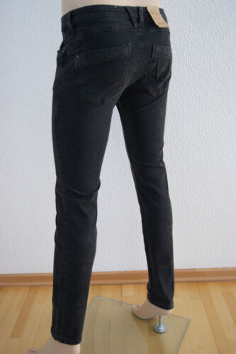 EDC BY ESPRIT DAMEN JEANS USED-JEANS STRETCH SKIN FIT NEU