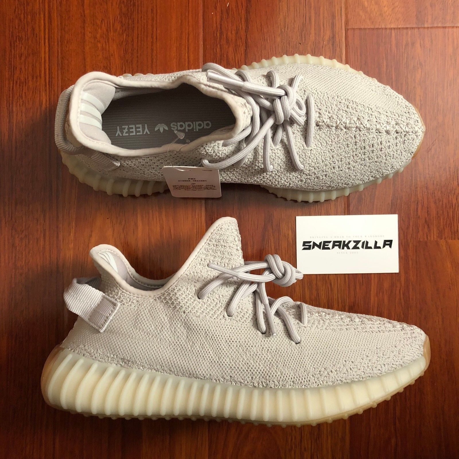 Adidas Yeezy Boost 350 V2 SESAME F99710 YZY Kanye 100% AUTHENTIC lot Sz 5 9