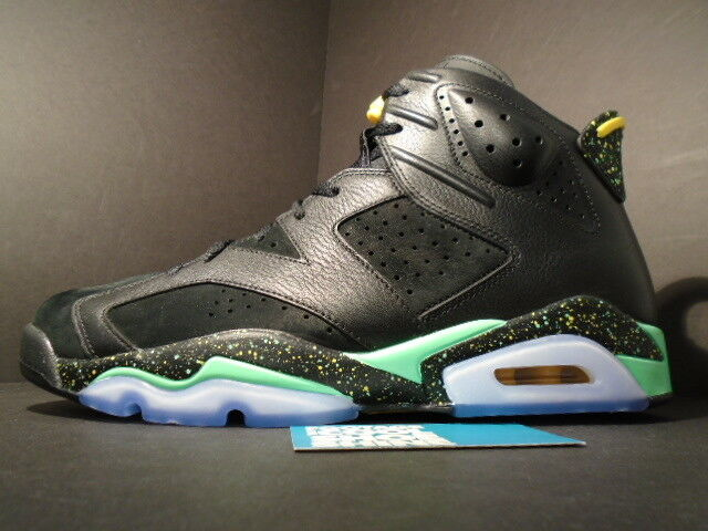 Nike Air Jordan CP3.VII 7 VI 6 Retro BRAZIL GREEN WORLD CUP PACK Noir GREEN BRAZIL gris 8 3c28e1