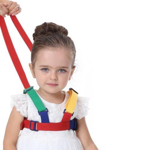 Kids Baby Safety Harness Belt Reins Toddler Walking Strap Keeper Anti Lost Line