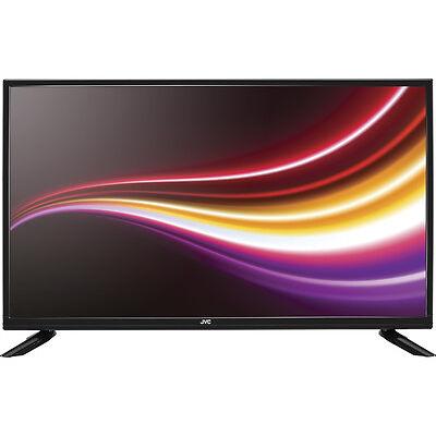 """JVC LT-32C360 32"""" LED TV LED directlit DVB-T Freeview Speakers 2 Black"""