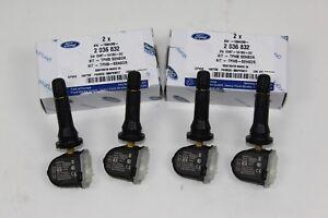 Original Ford Reifendrucksensoren 4 Stück RDKS TPMS 433MHz 2036832