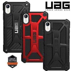 separation shoes 36443 c4b9e Details about Urban Armor Gear (UAG) iPhone XR Monarch Military Spec Case -  Rugged Cover - NEW
