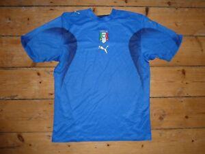 2000-01-Mediana-Italia-Camiseta-de-Futbol-Maillot-Maglla