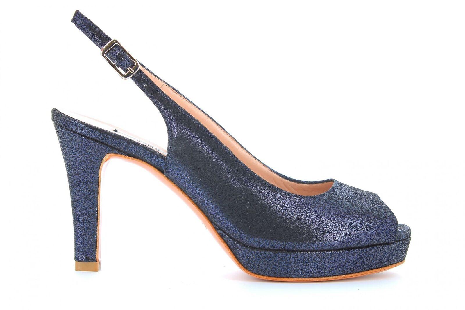 L'AMOUR P19f zapatos femme sandale 951 azul