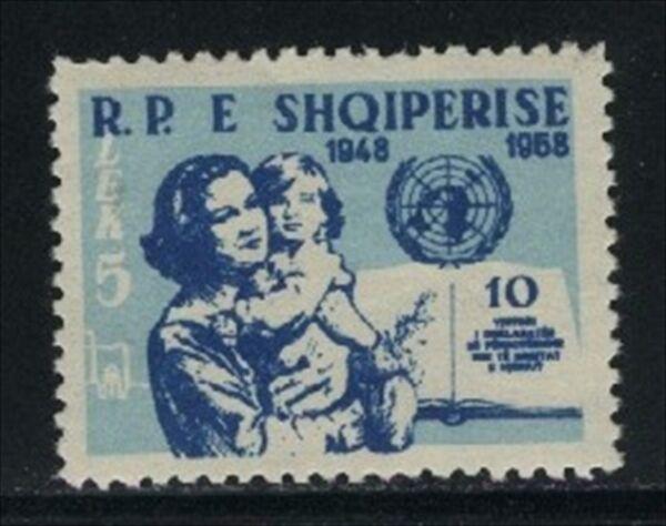 Albania Mnh Sc 1124-26 Mi 1253-55 Val 4 Euro Electrific Albania Stamps