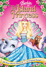 BARBIE AS THE ISLAND PRINCESS NEW DVD