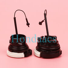 Gas Tank Fuel Cap & Oil Cap for Stihl 023 025 MS210 MS230 MS250 MS 192 Chainsaw