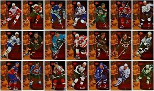 1996-97-UPPER-DECK-POWER-PERFORMERS-INSERT-CARDS-PICK-SINGLES-FINISH-SET-BV