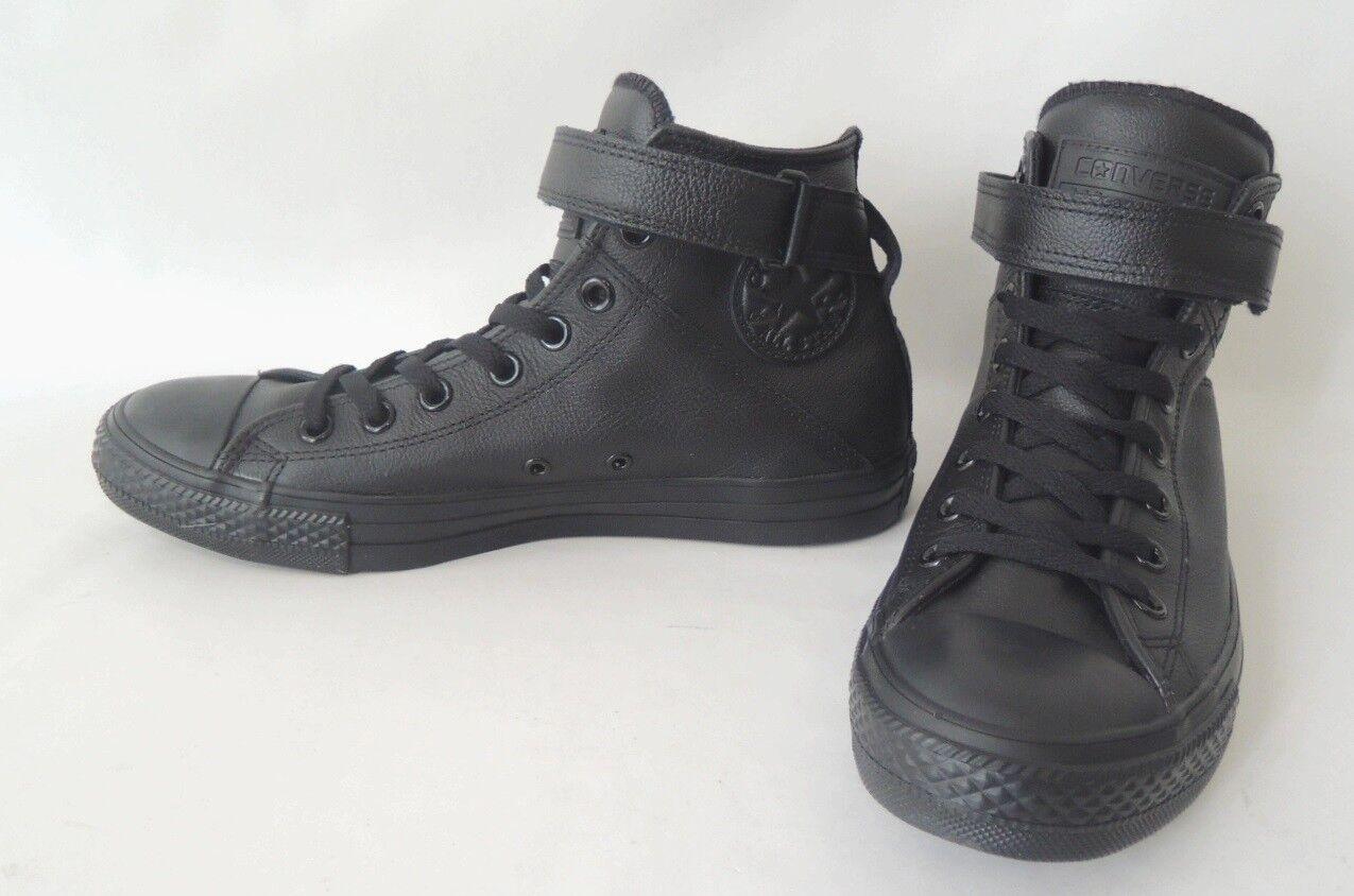 NEU Converse All Star Brea Hi Damens Gr. 40 Chuck Taylor Leder Sneaker Chucks