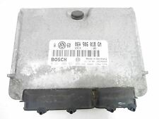 WV GOLF MK4 PETROL ENGINE CONTROL UNIT ECU 06A906018GM 0261206921 BOSCH
