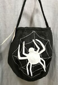 Pottery Barn Kids Light Up Spider Web Puffy Halloween