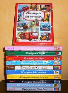 Details Sur Lot Jeunesse 11 Livres L Imagerie Fleurus Des 4 Ans