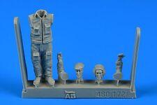 Aerobonus 480165 1//48 Resin Warsaw Pact Aircraft Mechanic part 1 SALE