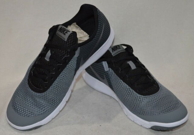 91738969503 Nike Men s Flex Experience RN 6 Cool Grey Black Running Shoes-Assorted  Sizes NWB