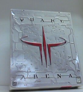 Quake-III-3-ARENA-used-computer-PC-CDROM-Game-FREE-SHIP