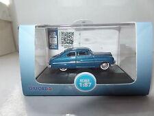 Oxford USA 87ME49007 ME49007 1/87 HO Scale  Mercury Monarch 1949 Teal Blue