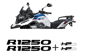 2-Adhesifs-Stickers-pour-BMW-GS-R-1250-Motorrad-Adventure-Moto-Rally-F-HP