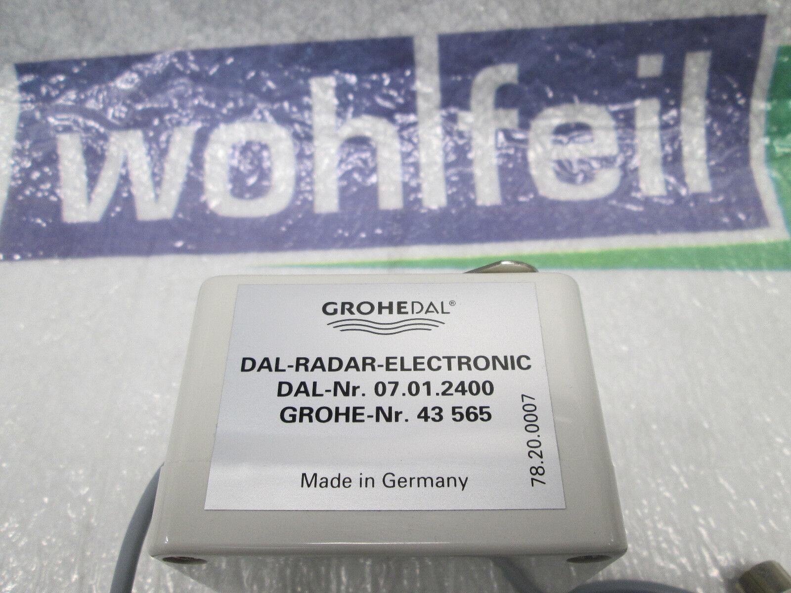 GROHE Radarmelder; Art-Nr.: 43 565 000