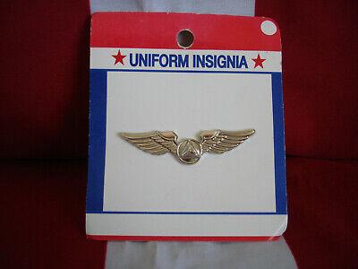 Civil Air Patrol Insignia Pilot Wings New US Made Bright Finish Mini