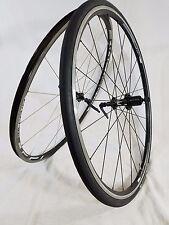 Fulcrum/Giant 700c Road Bike Wheelset Clincher Aluminum 9/10spd Shi/Sram 9w