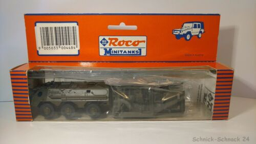 #28112# Roco Minitanks 448 Transportpanzer TPz1 A1 Hummel OVP neuw