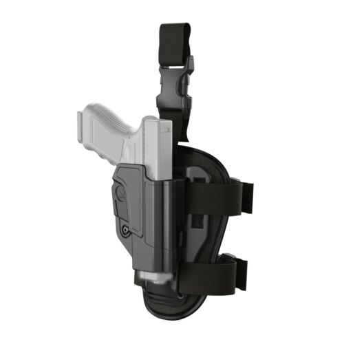 Compatible with Sig Sauer P320 Orpaz P320 Holster Level I OWB Drop-Leg Holster