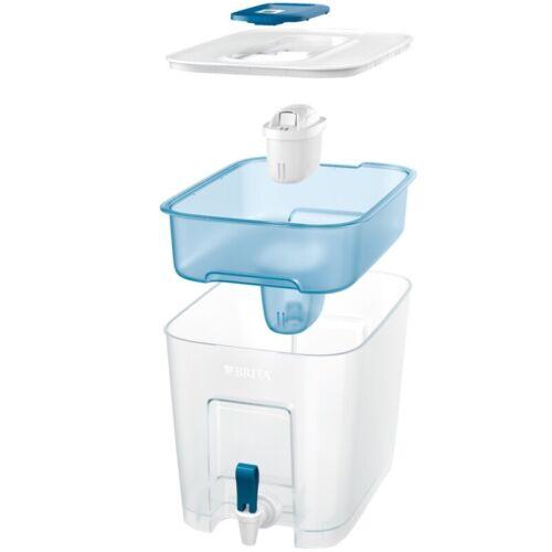 1 Maxtra+ Filterkartusche Brita Flow Wasserfilter inkl Wasserspender 8,2 L