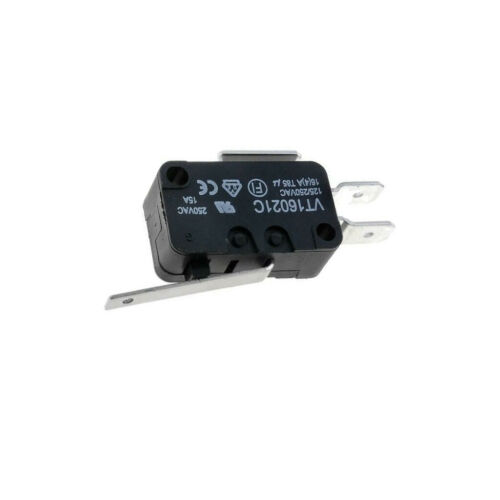 VT16021C Mikroschalter SNAP ACTION mit Hebel SPDT 14A//250VAC ON-ON HIGHLY