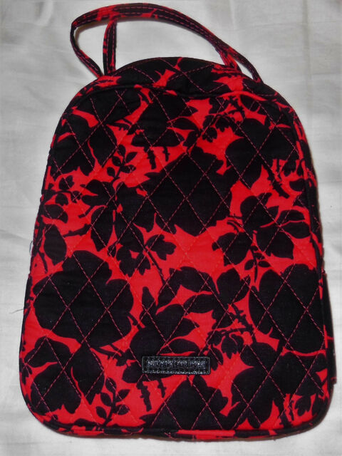6c3b69d6c7 NWT VERA BRADLEY LUNCH BUNCH in SILHOUETTE FLORAL aka Let s Do Lunch  14313-I77