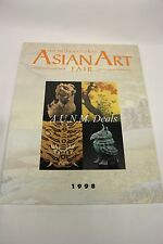The International Asian Art Fair Exhibition Catalogue Frid March 27 1998