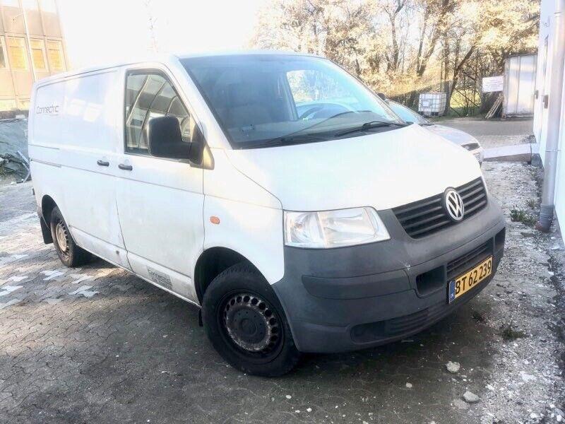 VW Transporter, 1,9 TDi 102 Kombi, Diesel