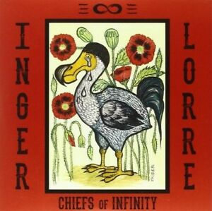 Inger-Lorre-amp-The-Chiefs-Of-Infinity-Snowflake-NEW-7-034-VINYL