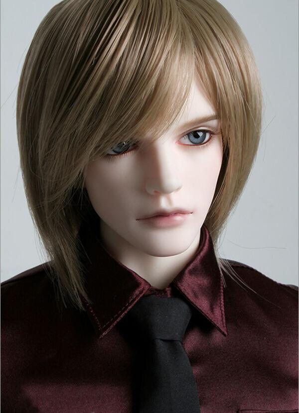 SD BJD grandes ojos Macho guapo AK Gratis + figuras de resina de maquillaje cara