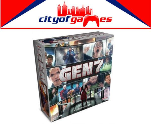 Gen7 - A Crossroad spel Brand Ny