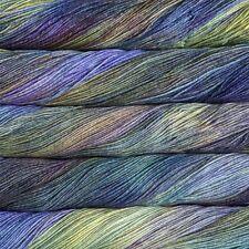 INDIECITA 100gr Skein 440yd Malabrigo SOCK Soft Spwsh Merino Wool PAINTERLY YARN