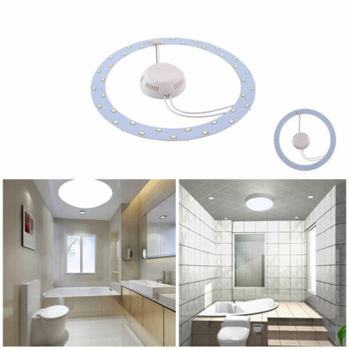 18W 5730 LED Panel Circle Annular Ceiling Light Fixture Board Lamp ReplacementHG